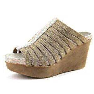 Donald J Pliner 'Jackie' Platform Wedge Sandal